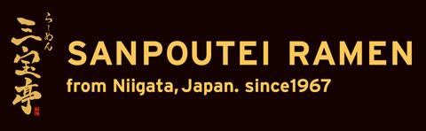 SANPOUTEI RAMEN 2014.3.17 MON GRAND OPEN!