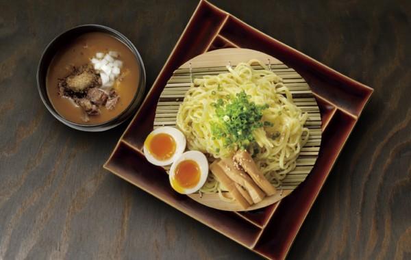 濃厚煮干しつけ麺<br />Rich dried sardine TSUKEMEN